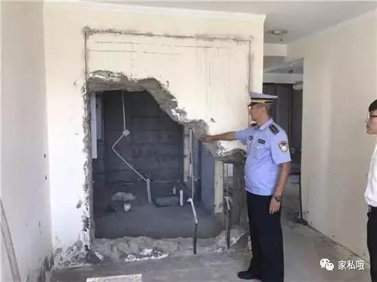 阜阳砸墙师傅为您详解哪些墙能拆 哪些又不能拆